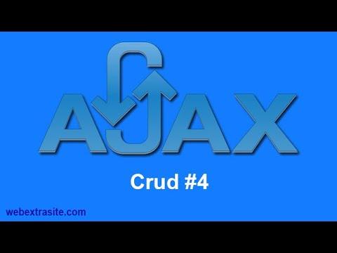 Bài 5  : Ajax cơ bản - Thêm Xóa Sửa Dữ Liệu #4