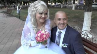 Зажигательный  свадебный клип на песню Потап и Настя