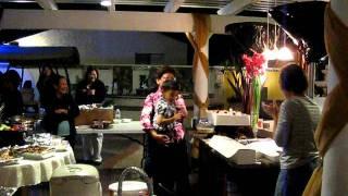 2010  Isabel  Mendaros  Sevilla  81st  Birthday in San Diego, California