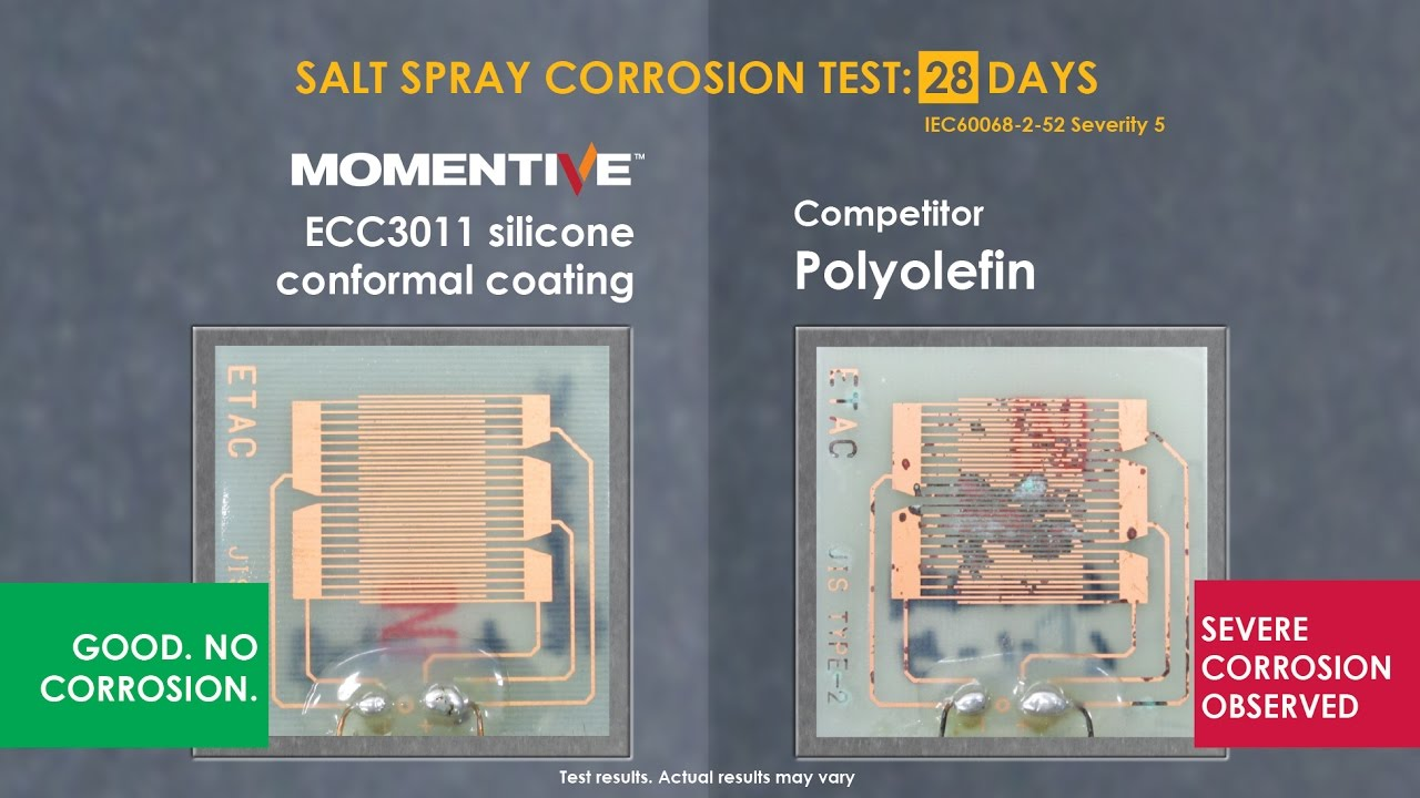 Conformal Coatings | Explore our Products | Momentive