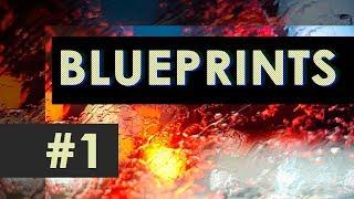 Блупринты для новичков #1 | Blueprints | Unreal Engine 4