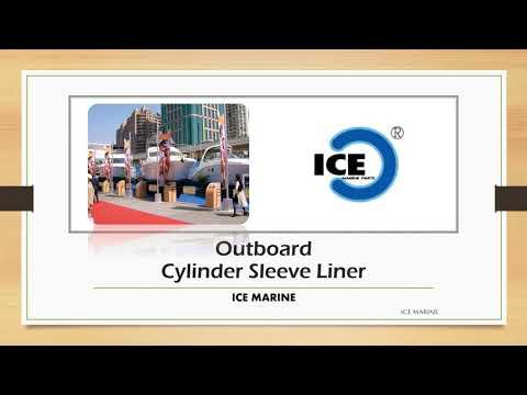 Outboard Cylinder Sleeve Liner