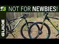 Beginners Guide - What Are Cross Country Bikes. XC Machines Explained.