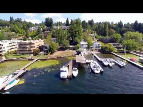 Premier Luxury Waterfront Living in Kirkland, Washington