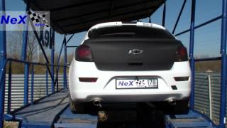 NeX® _Chevrolet Cruze Hatchback, МКПП. Глушитель -Форсаж- овальные насадки(Доп.инфо и фото / More info: http://nex.su/shop/forum/?PAGE_NAME=message&FID=9&TID=405&MID=3595#message3595 Глушитель основной серии ..., 2013-05-08T11:40:10.000Z)