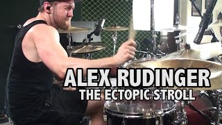 """Alex Rudinger - Between The Buried And Me - """"The Ectopic Stroll"""""""