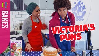 How to Bake NOT Victoria's sponge by Nadiya Hussain