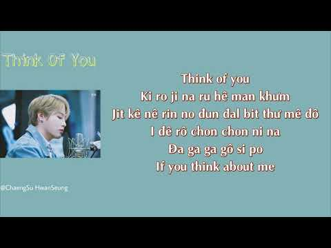 [Phiên âm Tiếng Việt] Think Of You - Ha Sungwoon (Her Private Life OST Part.6)