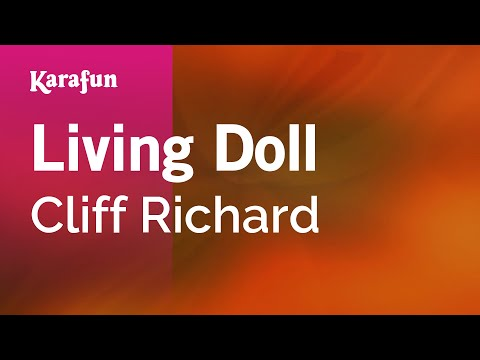 Karaoke Living Doll - Cliff Richard *