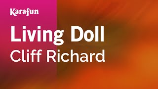 Karaoke Living Doll - Cliff Richard *
