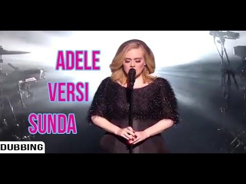Adele - Mawar Bodas (Sunda Dubbing)