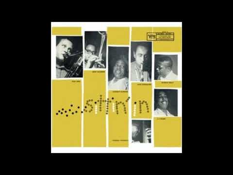 Dizzy Gillespie, Stan Getz, Coleman Hawkins & Paul Gonsalves -  Sittin' in ( Full Album )