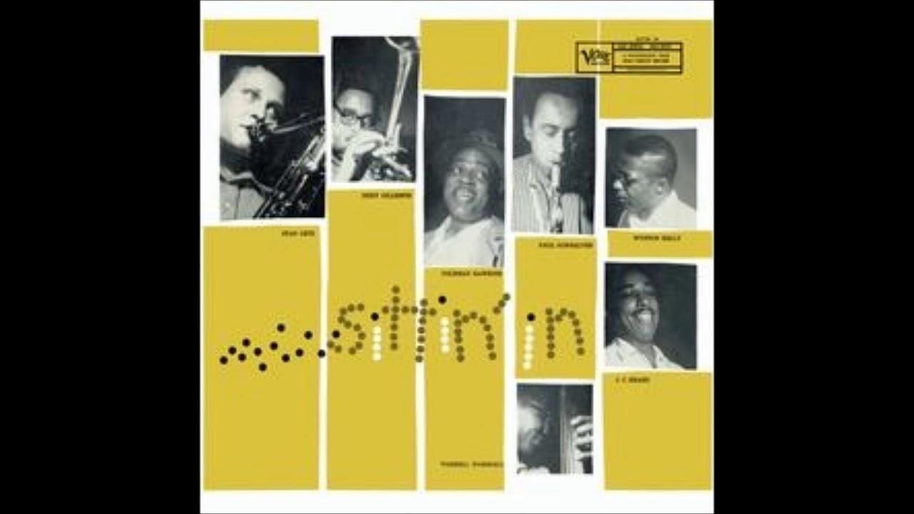 Dizzy Gillespie, Stan Getz, Coleman Hawkins & Paul Gonsalves -  Sittin' in ( Full Album )