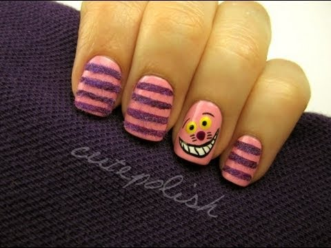 cheshire cat nails '