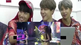 BTS KOREAN REACTION - TNT BOYS as Jessie J., Ariana Grande, & Nicki Minaj   Bang Bang