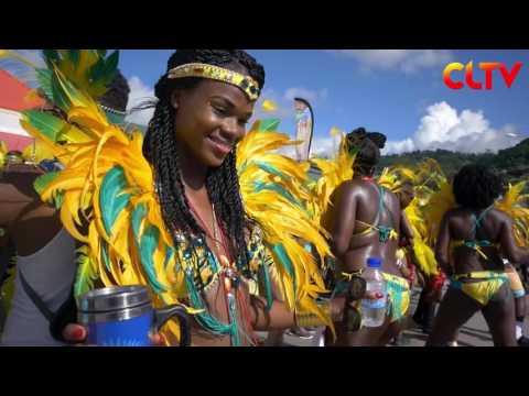 St. Lucia Carnival 2016 - CLTV uncut