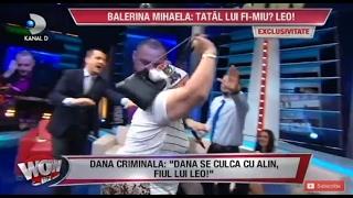 "WOWBIZ (20.02.2017) - ""Patroana"" si-a iesit din minti si s-a repezit la Dana si dansatoarea Mihaela"