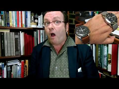 MY WATCH COLLECTION - Eccentric Perth Millionaire rates my watches