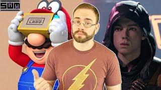 Jedi Fallen Order Finally Revealed And Nintendo Switch Labo VR Sells Out?! | News Wave