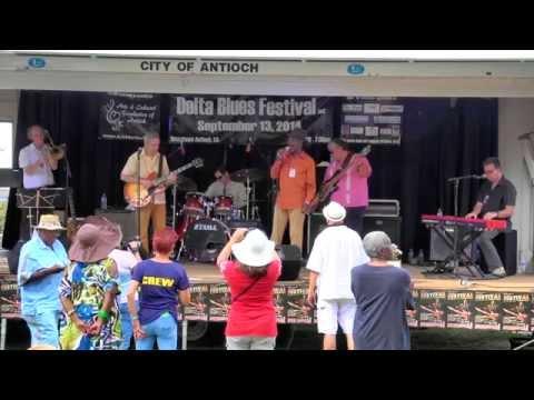 2014 Delta Blues Fest: Anthony Paule - Frank Bey Band