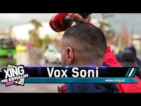 Vox Soni, Gazmend Gjoka