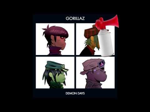 Gorillaz - Feel Good Inc. AIR HORN REMIX