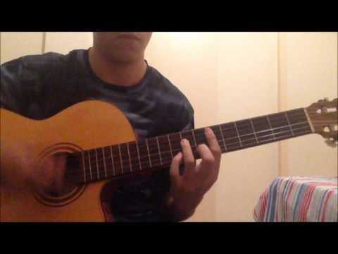 Quero ser feliz também (Natiruts) - Violão tutorial [Douglas Emanuel]