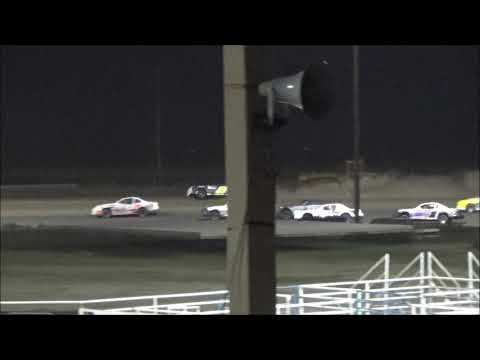 Thomas County Speedway Stock A 8 17 18