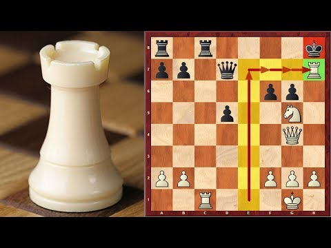 After Seeing This Brilliant Combination German Chess Master Left The Tournament Hall...