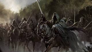 Exploring Middle-Earth: Nazgul