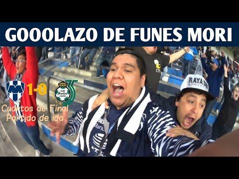 Rayados vs Santos | Cuartos de Final | El Tio Rayado