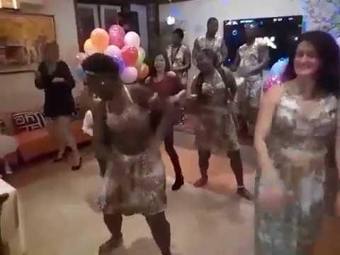 Афро шоу на праздник