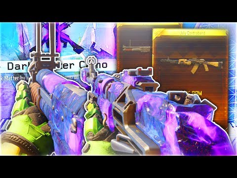 NEW DARK MATTER AN-94 + CHINA LAKE DLC WEAPONS UNLOCKED.. (Black Ops 3 NEW DLC WEAPONS DARK MATTER)