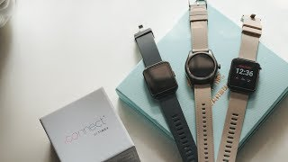 TIMEX iConnect Smartwatch UNBOXING [and Round iConnect Fashion]