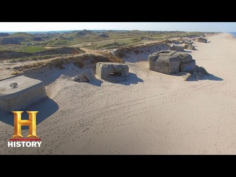 Hunting Hitler: Nazi Bunkers Uncovered In Denmark (Season 2, Episode 2) | History