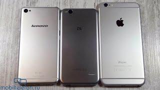 Розпакування ZTE Blade S6 з Snapdragon 615 і 13-Мп камерою Sony (unboxing)