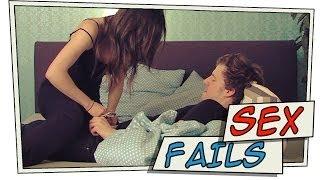 Sex Fails - 9 peinliche Sexpannen (mit Joyce, Luke und Julez)