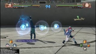 Naruto Storm 4 Terrence and Friends Vs Maxtendo (No Commentary )