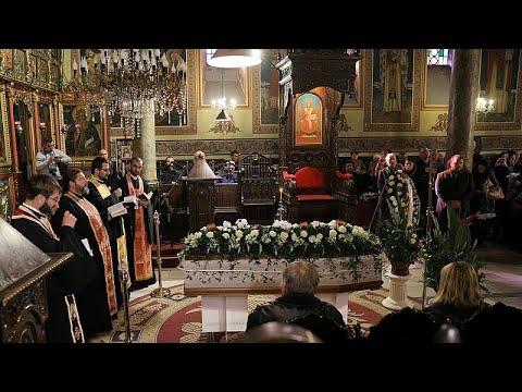 Comoção no funeral de jornalista búlgara