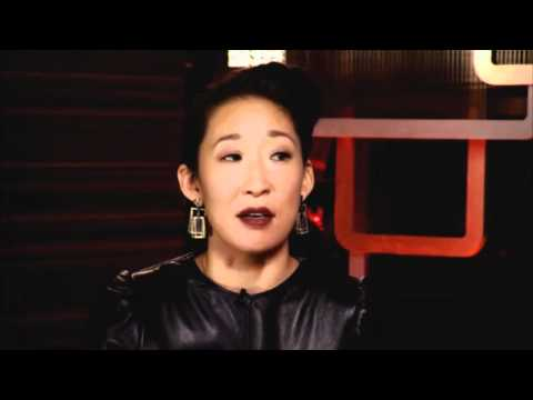Canada's Walk of Fame 2011 - Sandra Oh - interview