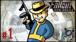 Fallout New Vegas 1 Начало долгого пути