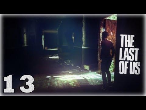 Смотреть прохождение игры The Last of Us. Серия 13 - Ненавижу темные подвалы.
