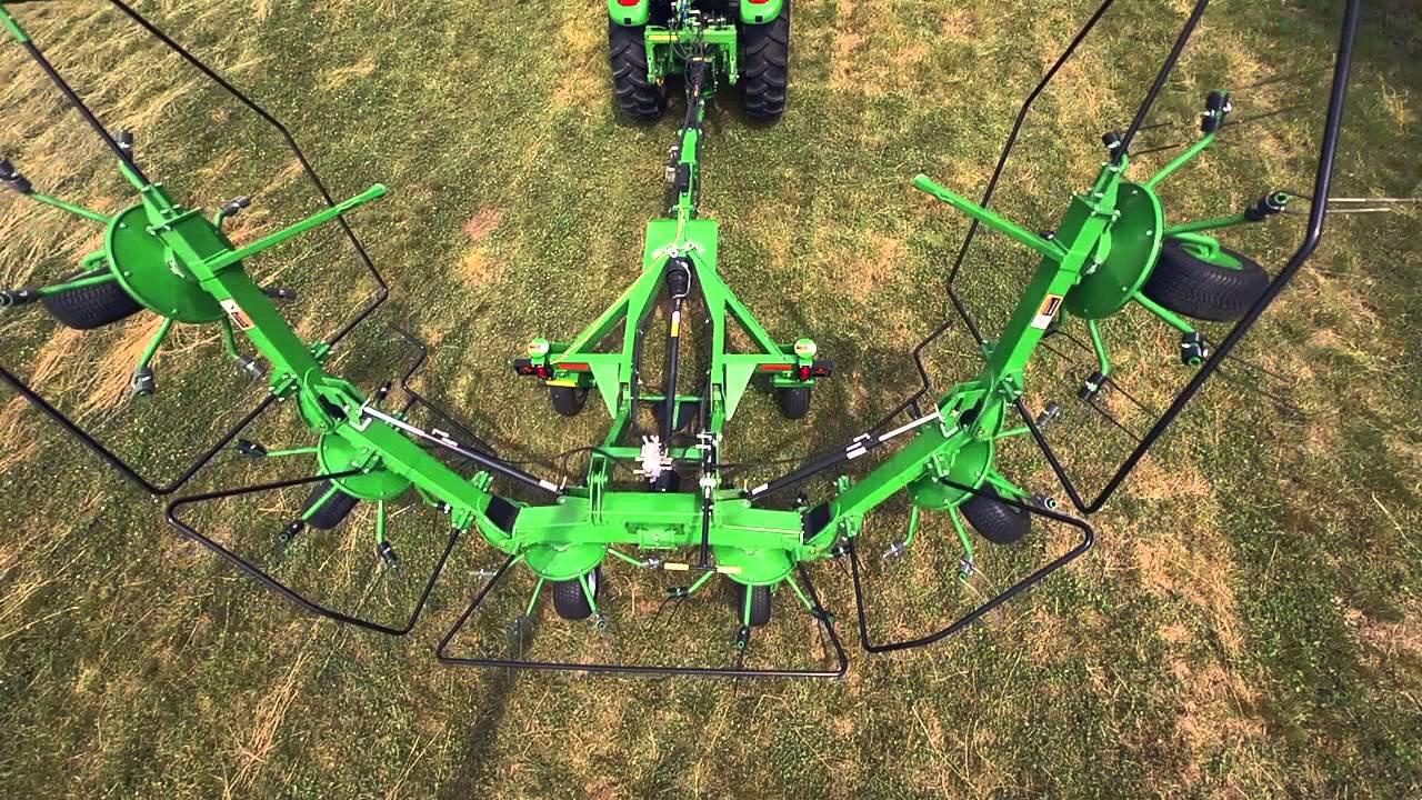 Hay and Forage | Mowing Equipment |Disc Mowers | John Deere