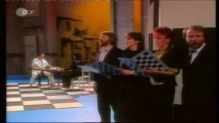 ABBA-Chess - One Night In Bangkok