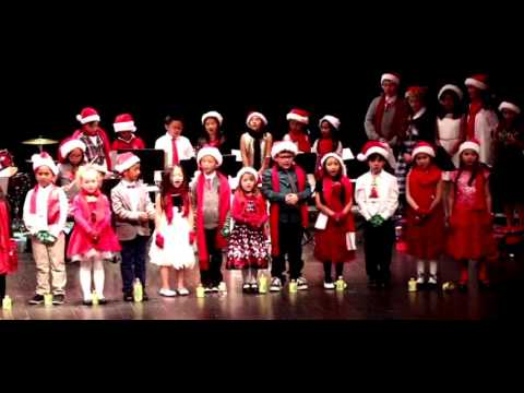 Mary Law Private School 2016 Christmas Concert 1. Silent Night