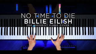 Baixar Billie Eilish - No Time to Die [James Bond Theme Song] | The Theorist Piano Cover