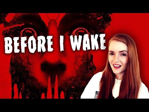 Horror Review : Before I Wake (2016)