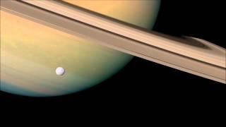 Espectaculares imágenes del planeta Saturno