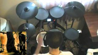 Darien - Rise Against - Under The Knife (Drum Cover) [HD]