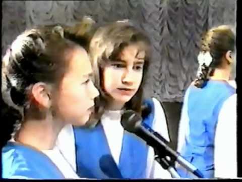 Фильм о с.Приволжье.Самарская область.1995 г.